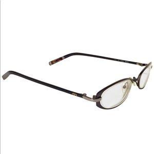 Valentino 5254 dark eyeglass frames